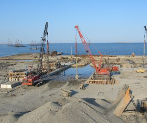 C&WP Topside Project Baku, Azerbaijan, 2003-2004