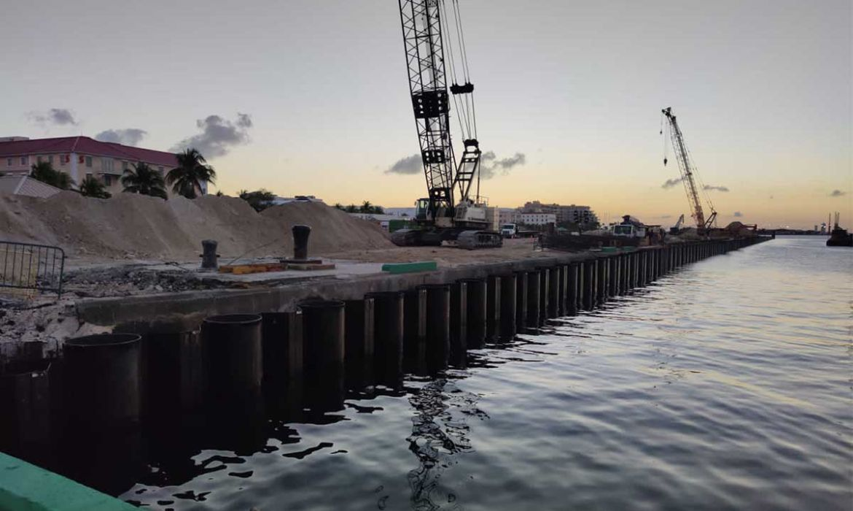مشروع ميناء الأمير جورج وارف ناسو