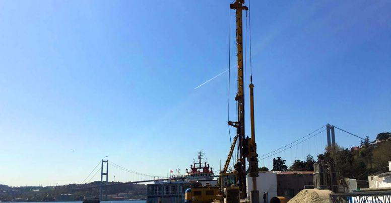 Kuruçeşme Mandarin Oriental Bosphorus Hotel Project