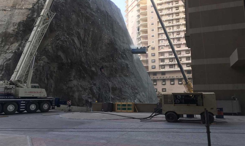 Проект гостевого комплекса Maad Hotel Towers