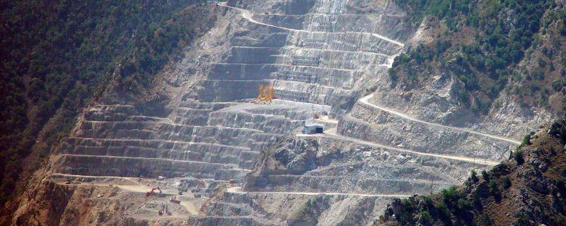 Artvin Deriner Dam