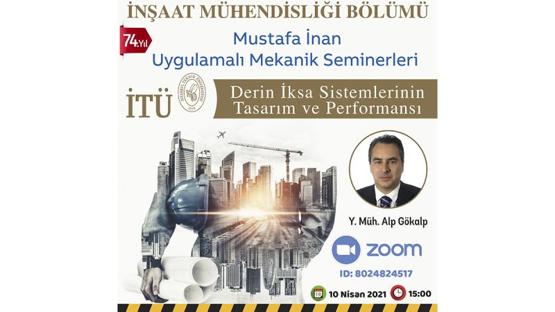 Design and Performance of Deep Shoring Systems Seminar