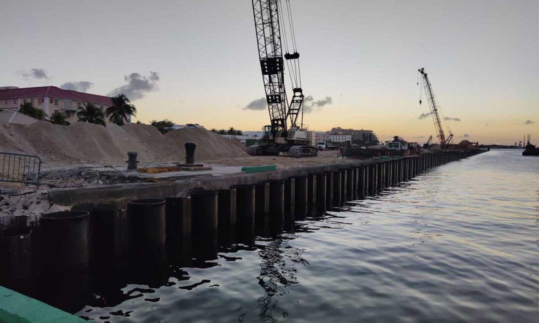 Prince George Wharf Nassau Port Project