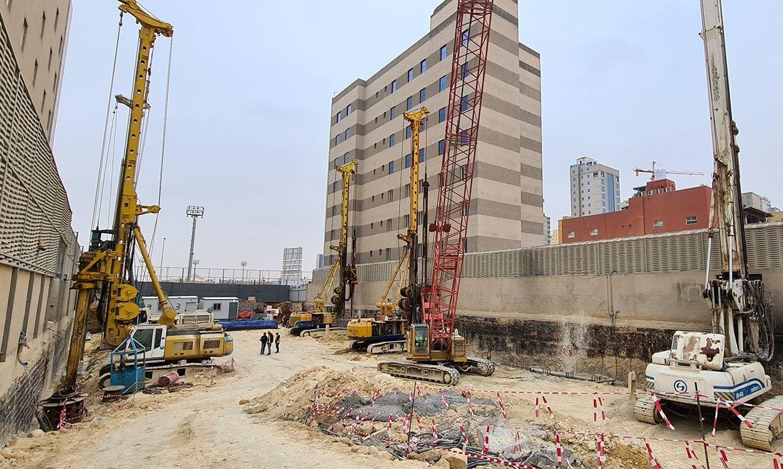 Проект башни NCMS