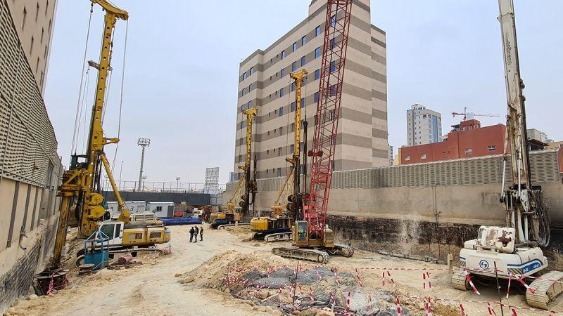 NCMS Kule İnşaatı Projesi