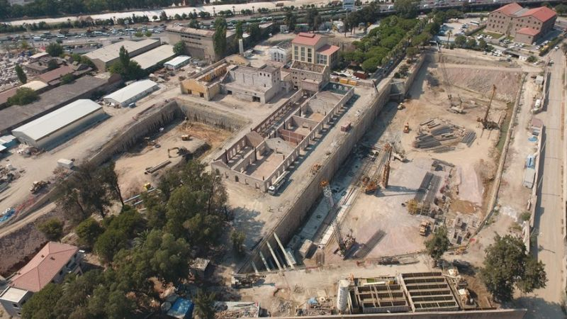 Mahall Bomonti İzmir Project completed successfully.