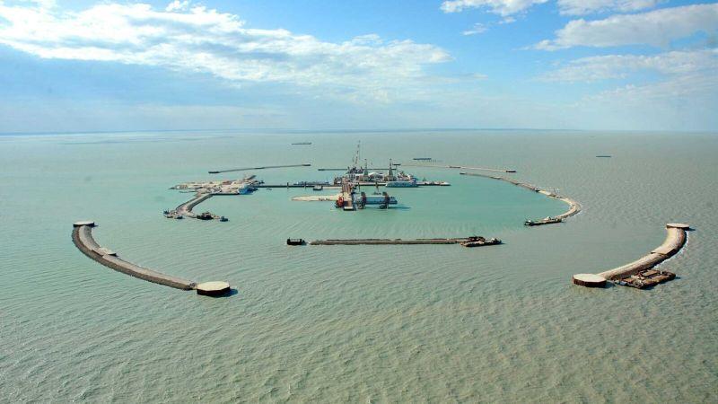 Морские сооружения