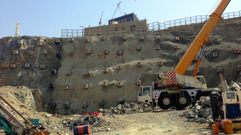 Jabal Al Ka'aba Project Phase 2