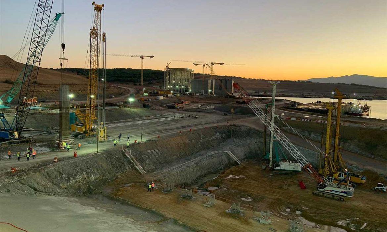 Nador Port Project, Morocco