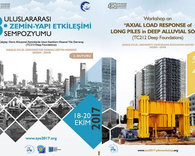 The Third International Soil-Structure Interaction Symposium and Workshop