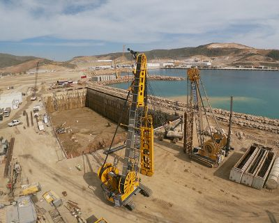 Machinery and Equipment Fleet of KASKTAŞ Continues to be Renovated