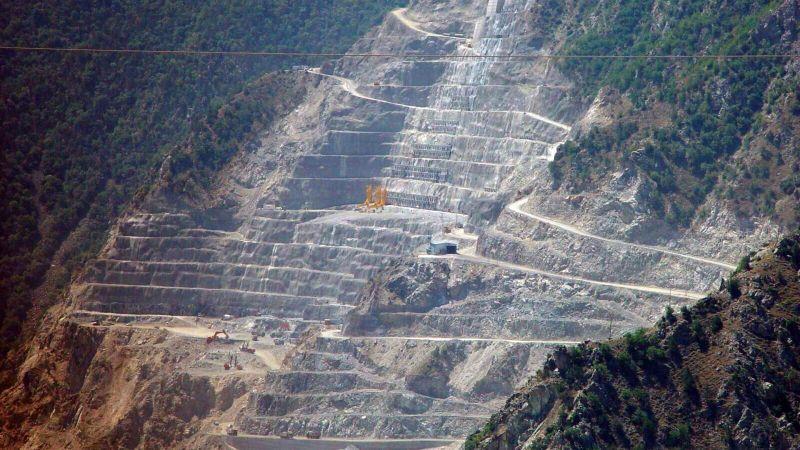 Artvin Deriner Barajı