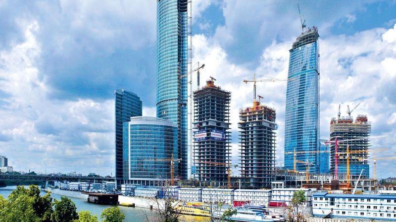 Moskova Uluslararası İş Merkezi