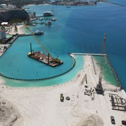 Проект порта Принс-Джордж-Уорф Нассау