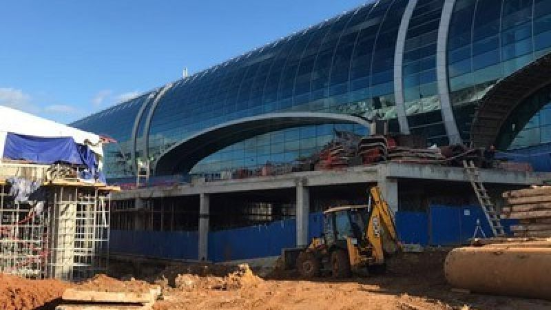 Domodedovo Airport Project