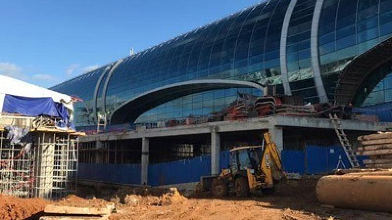Domodedovo Havaalanı Projesi