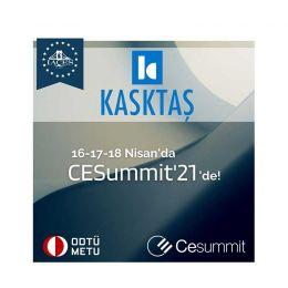 KASKTAŞ is at CESummit'21 on April 16-17-18!